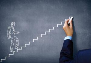 着実に成長する様子(KPI・KGI)