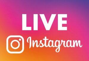 Instagram Live(インスタライブ)